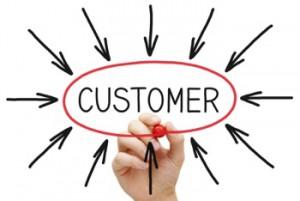 Customer image depicting customer journey